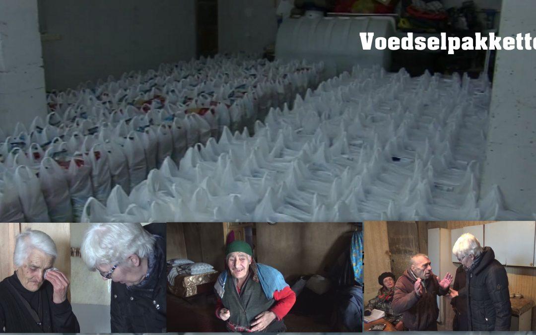 Pijnackernaren gaan de Armeense kou in