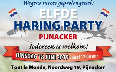 Haringparty 2019