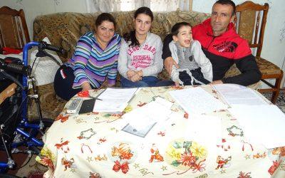 Het verhaal van Gamo Gasparyan en zijn gezin