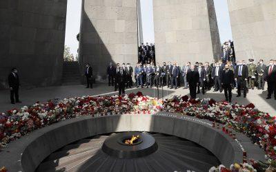 Armeniërs in Nederland: erkenning VS van Armeense genocide is 'pleister op de wonde'